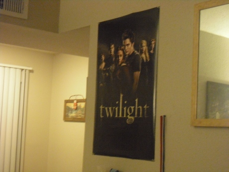 Poster number 2 in the living room